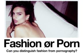 Fashion or Porn
