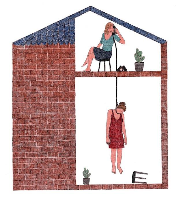 Marion Fayolle illustrazione