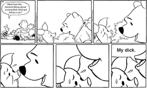 Winnie the Poohs dick